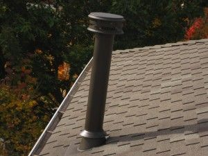 B-Vent Pipe replaced in Lynnwood by Pro Roofing