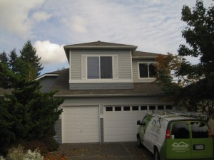 Lynnwood Roof with Woodcrest Sycamore