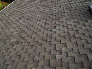 Roof with Owens Corning Woodcrest Sycamore